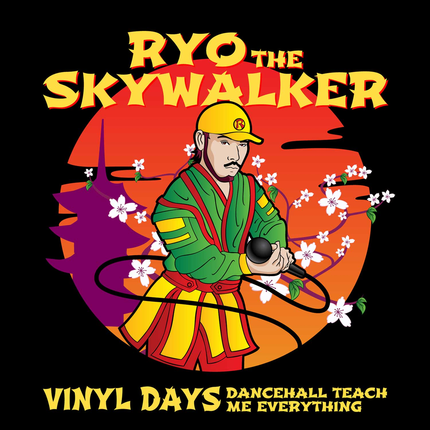 Vinyl Days (Dancehall Teach Mi Everything) – Ryo The Skywalker