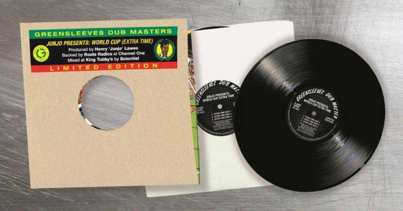 THE WORLD'S LARGEST REGGAE LABEL VP RECORDS BRINGS A SLICE OF
