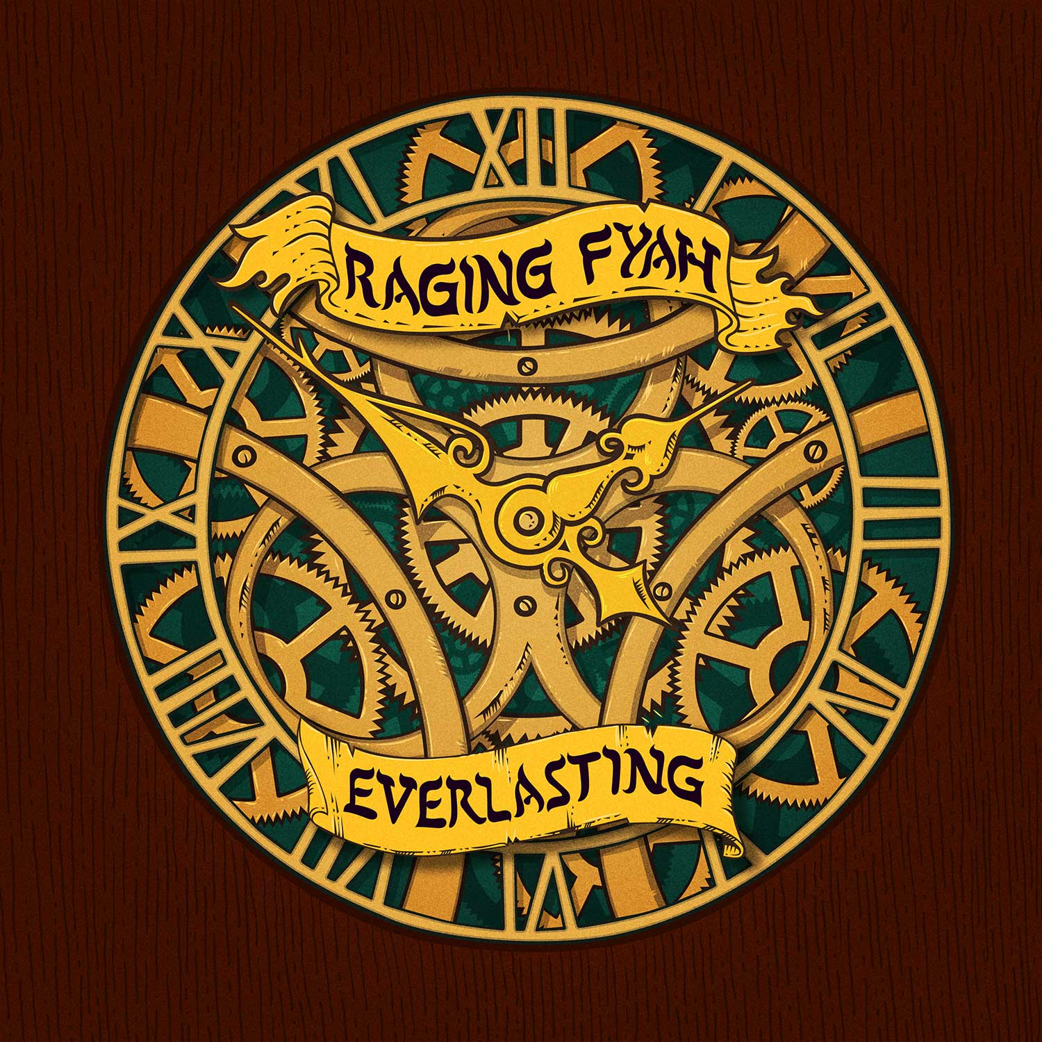Everlasting – Raging Fyah