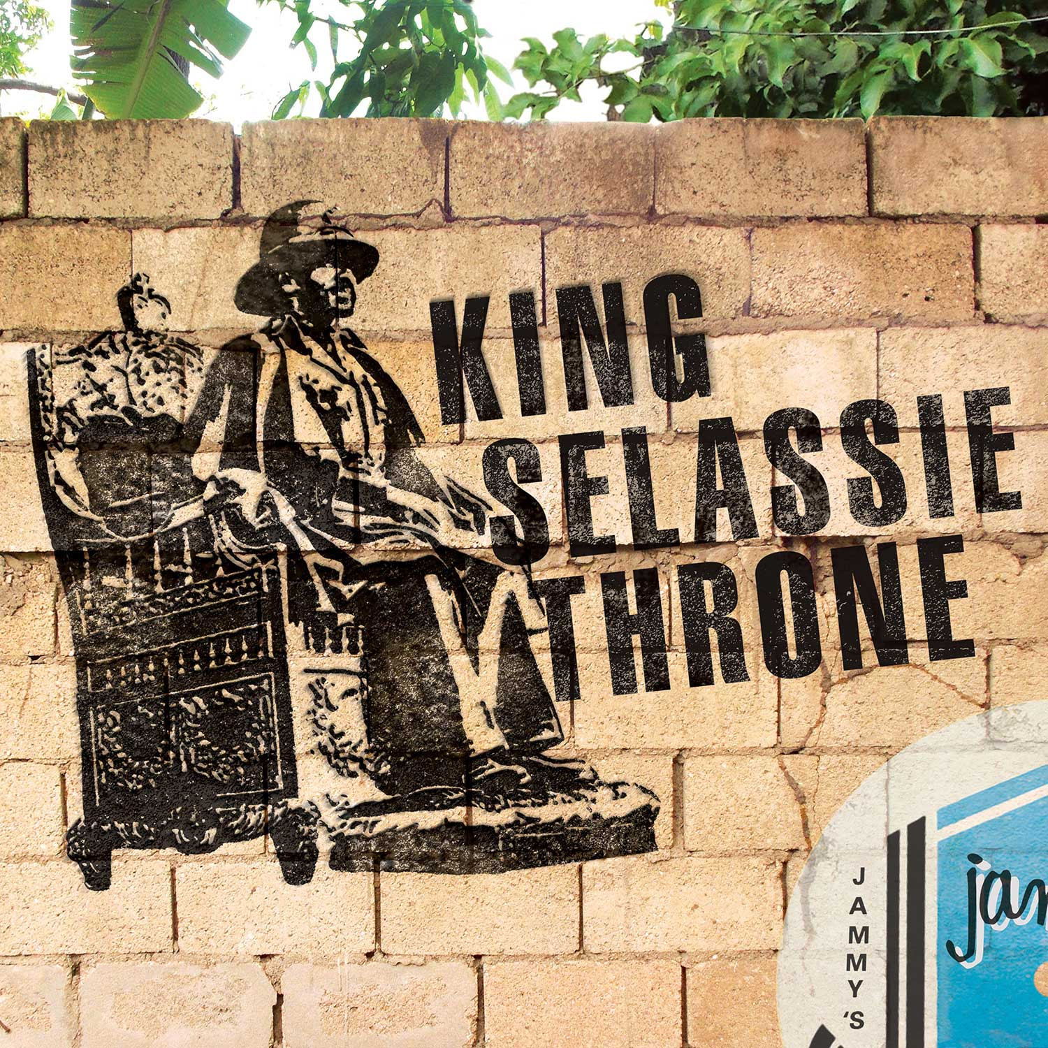 King Selassie Throne – EP
