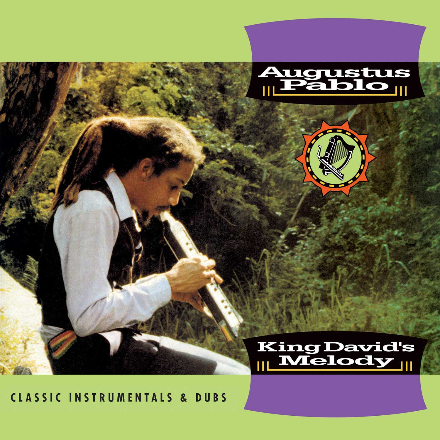 King David's Melody – Classic Instrumentals & Dubs – Augustus Pablo