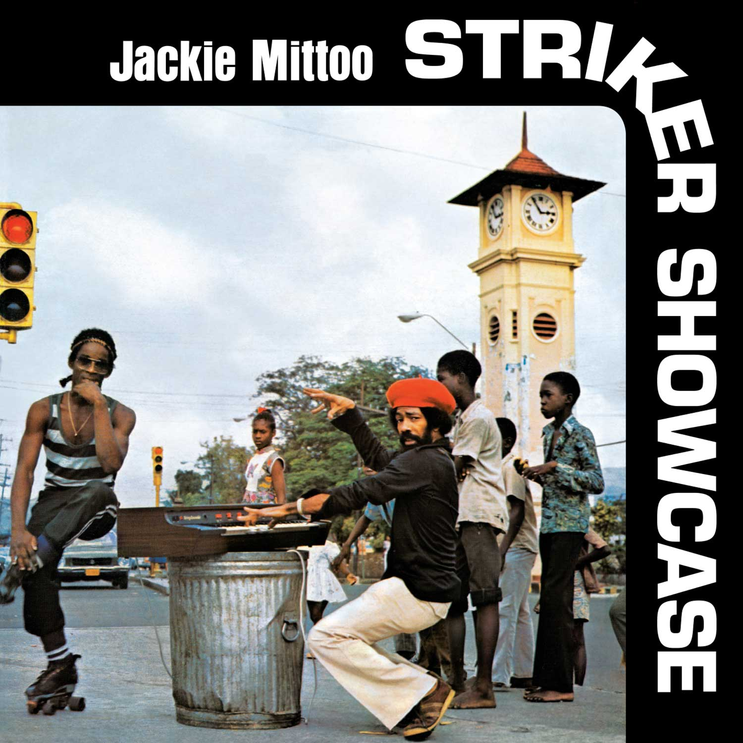Striker Showcase – Jackie Mittoo