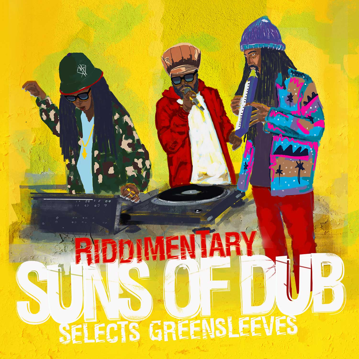 Riddimentary: Suns Of Dub Selects Greensleeves – Suns of Dub