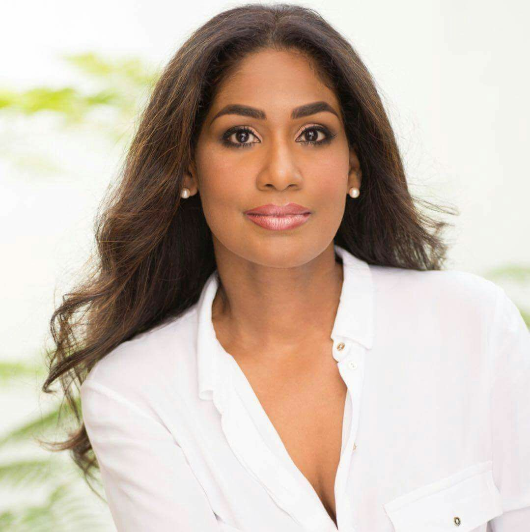 Lisa Hanna, Jamaica's Former Minister of Culture and Miss