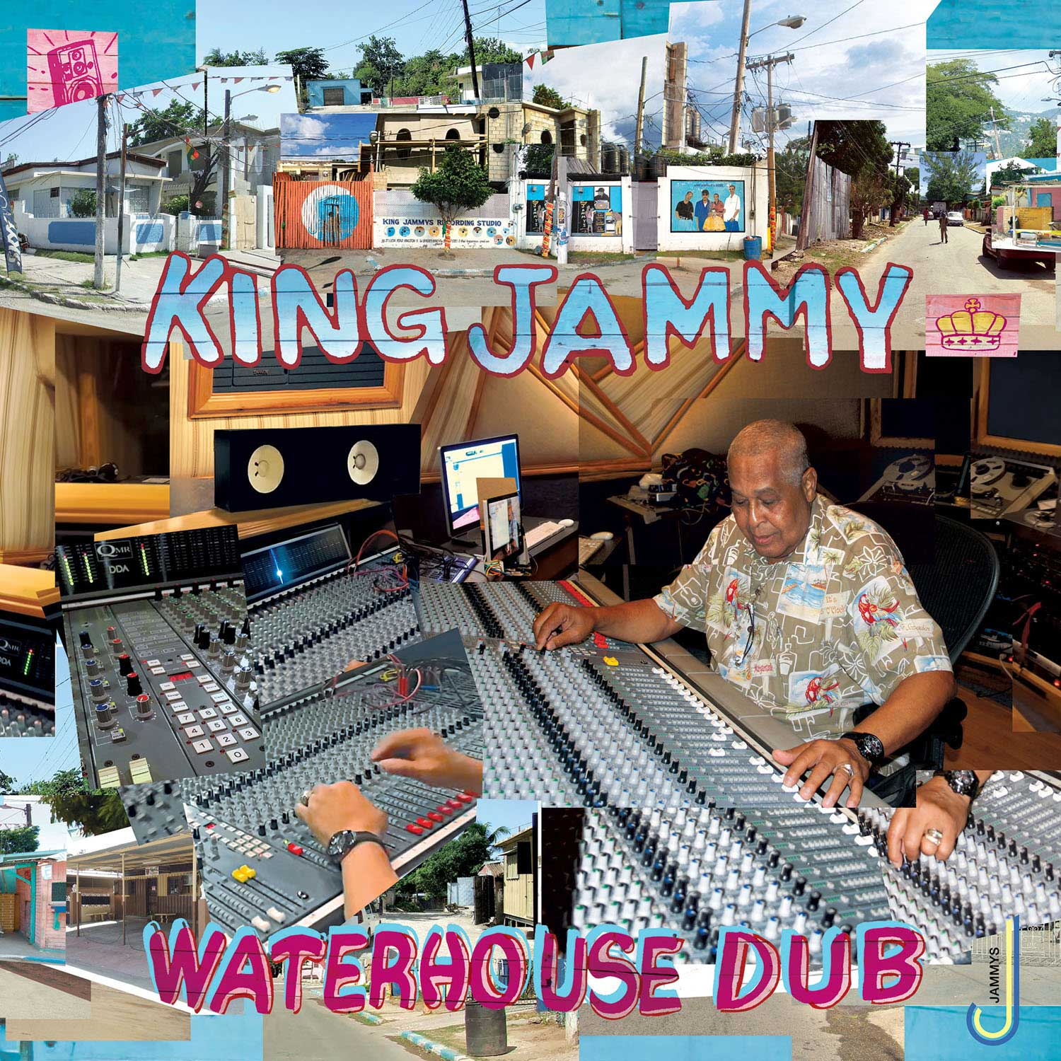 Waterhouse Dub – King Jammy