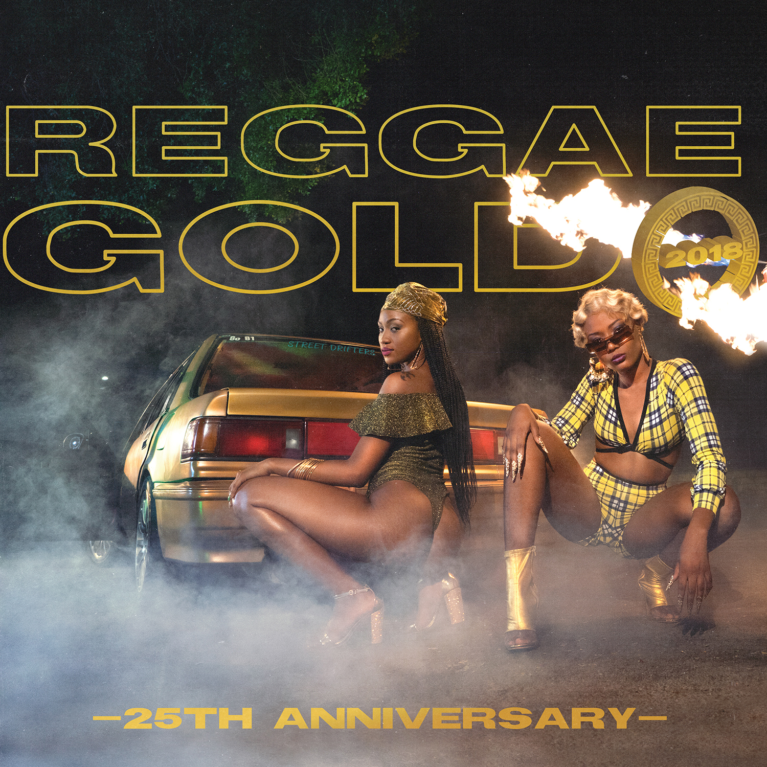 25th anniversary of reggae gold 2018 out july 27th dancehall tracks and