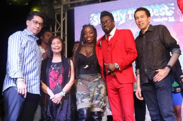 VP RECORDS KICKED OFF 40TH ANNIVERSARY WITH A STAR-STUDDED LAUNCH OF
