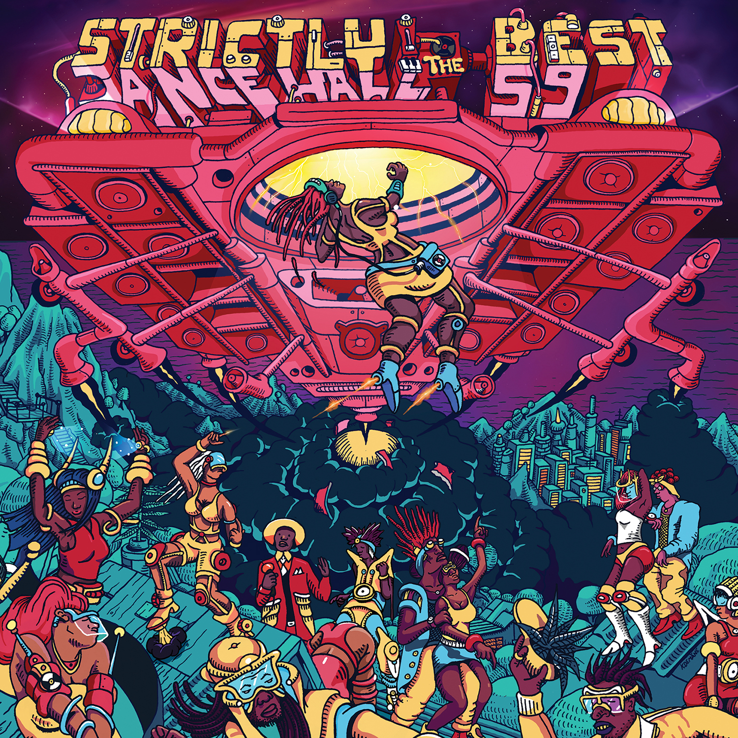 Strictly The Best Vol 59 By Various Artists