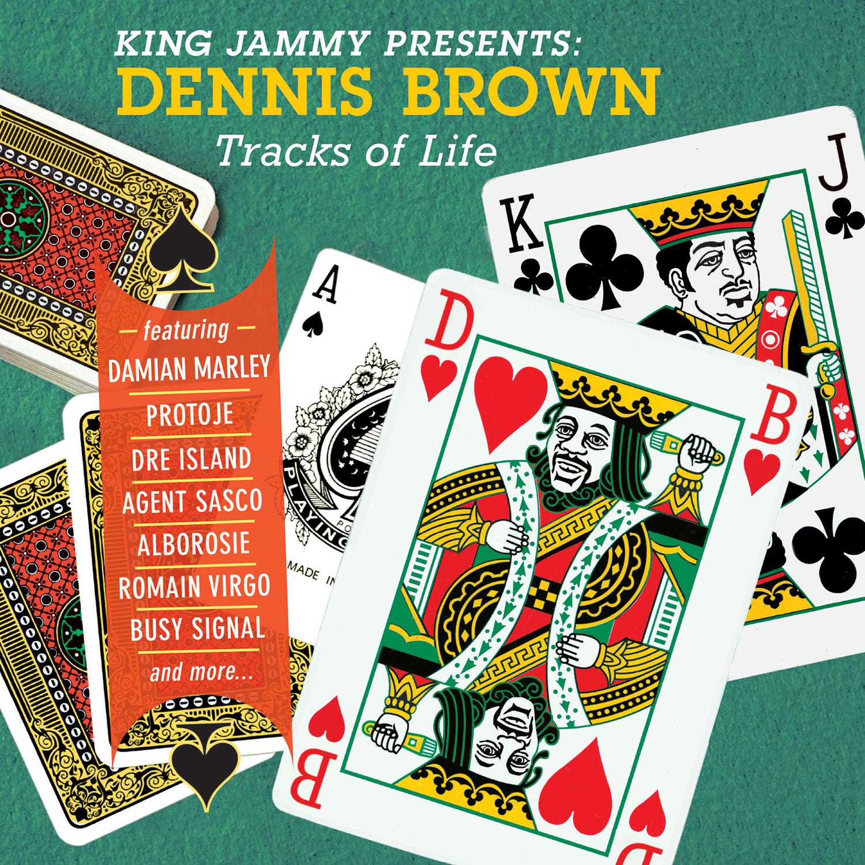 King Jammy presents Dennis Brown Tracks Of Life