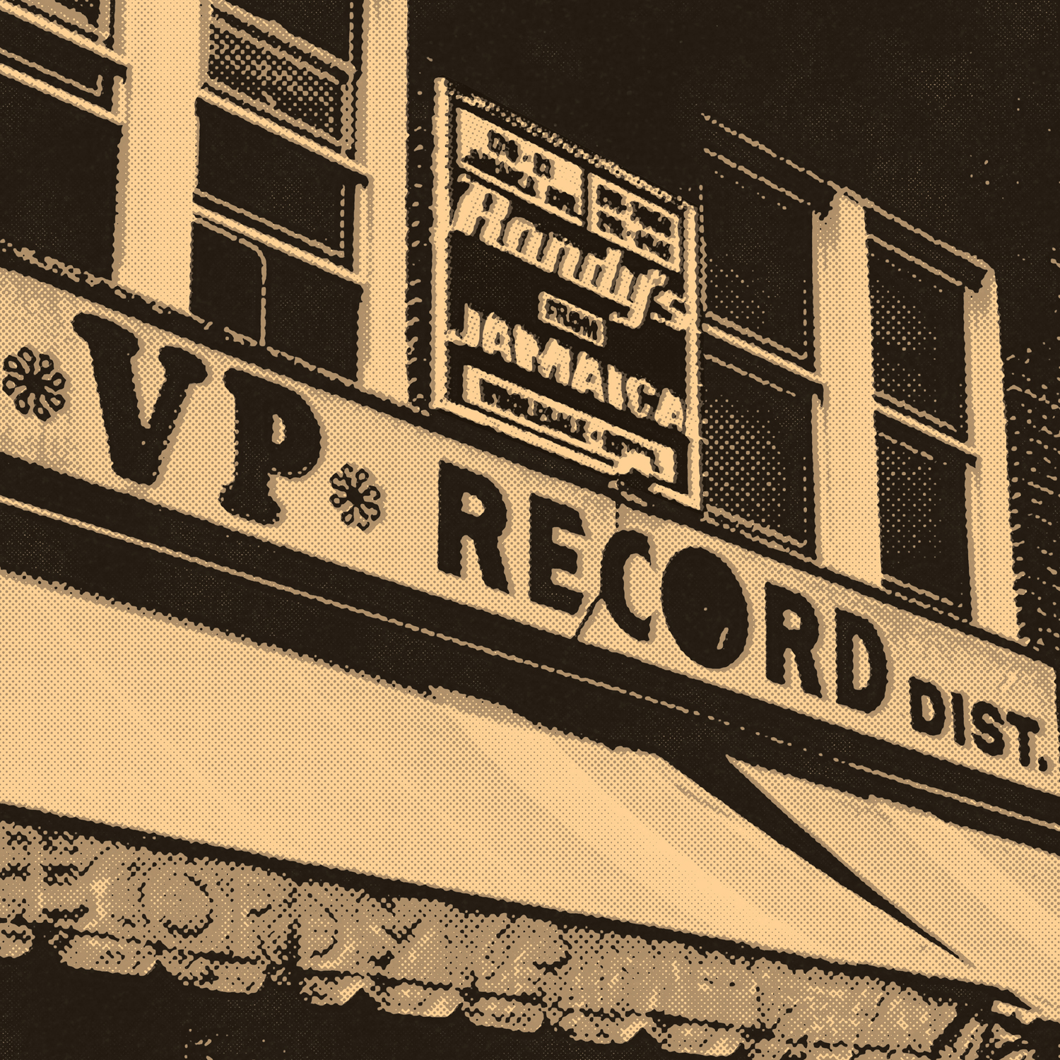 Down In Jamaica – 40 Years Of VP Records
